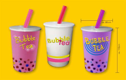 Bubble-Tea Tisch